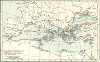 greeks settlements and phenicians in mediteranean