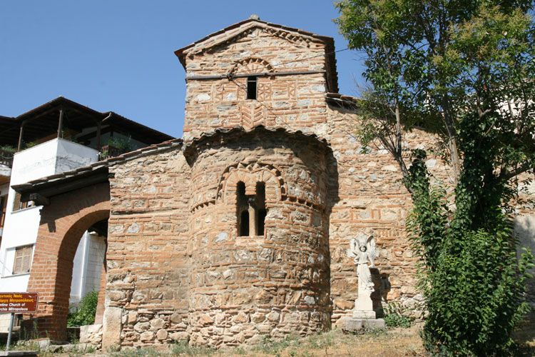 Kastoria Greece  city images : kastoria greece byzantine churches 1528