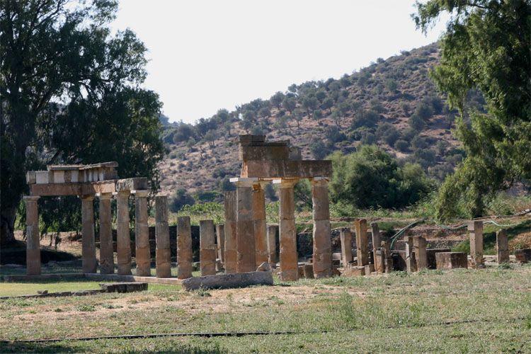 Brauron In Greece